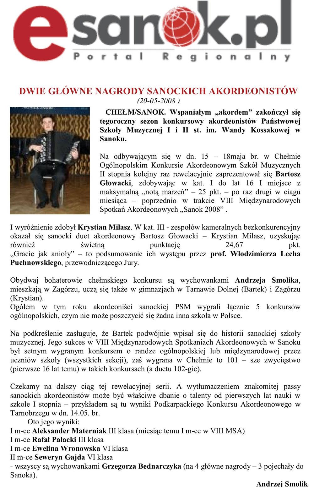 Prasa-Dwie-główne-nagrody-sanockich-akordeonistów